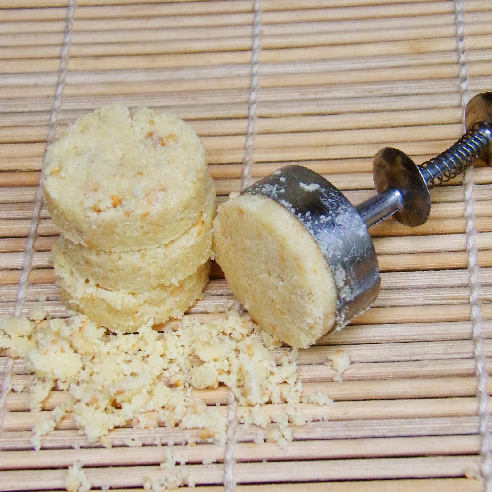 house of polvoron, goldilocks polvoron recipe, cashew nuts, cashew nut, pinoy recipes, filipino polvoron, polvoron cookies