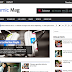 Best News And Magazine Blogger Template With SEO