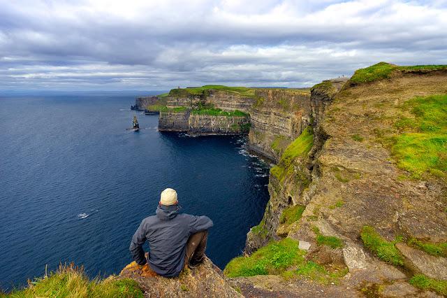 Clif of Moher - Irlandia