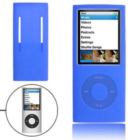 Mobile Mania: Ipod Nano 4th Generation Blue
