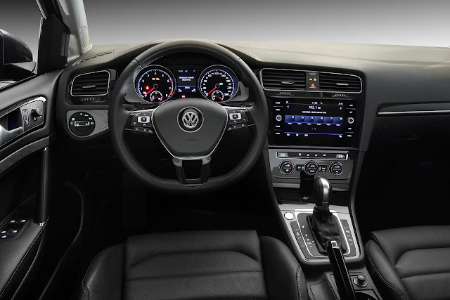 VW Golf Variant 2019