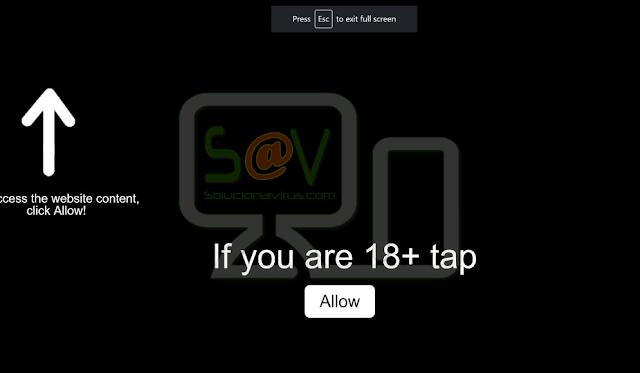 Autoage-verify.com pop-ups