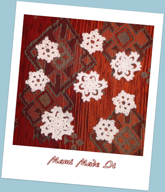 Snowflakes - Schneeflocken