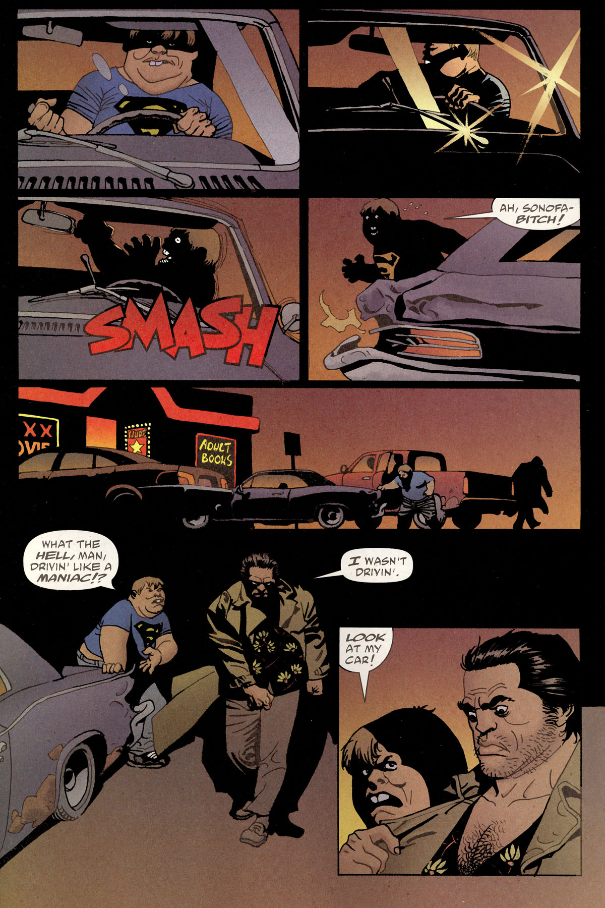 Read online 100 Bullets comic -  Issue #80 - 7