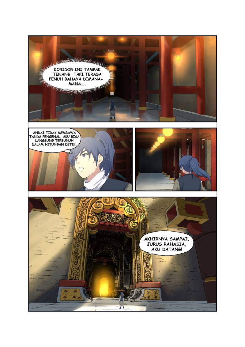Heaven Defying Sword Bahasa Indonesia Chapter 12