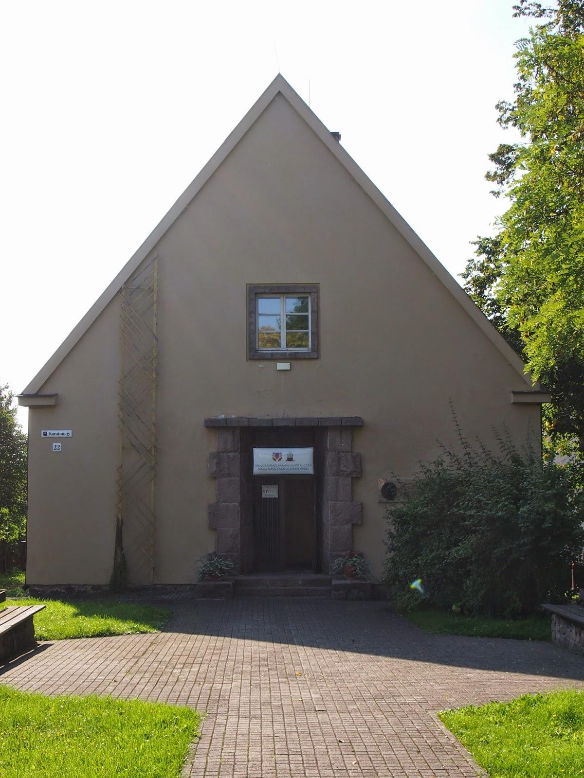 the Karaites museum in Trakai