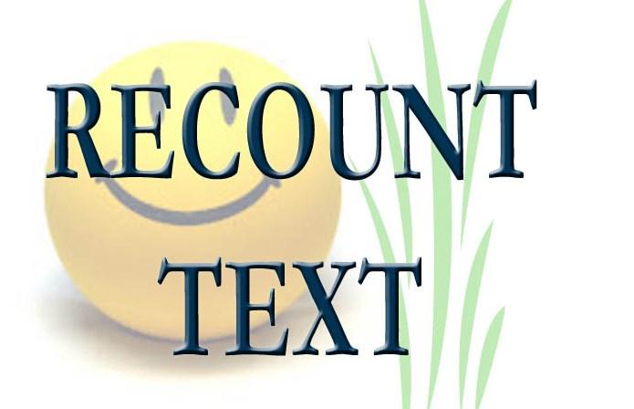 Contoh Recount Text Bertema Liburan Beserta Soal Reading