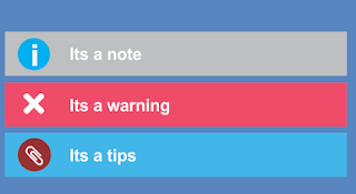 Widget alerts post para Blogger