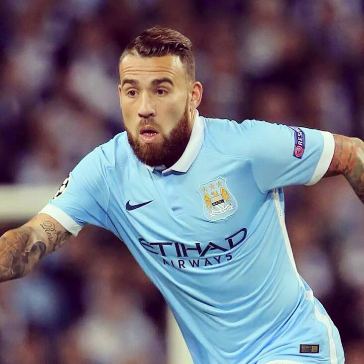 Galerry otamendi hairstyle 2016