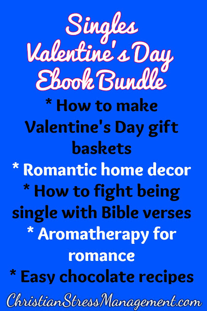 Christian singles Valentine's day ebooks bundle
