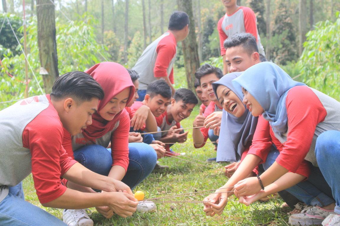Jenis Jenis Nama Permainan Outbound Lapangan Event Organizer Outbound Lembang Bandung Gathering Rafting Offroad Paintball
