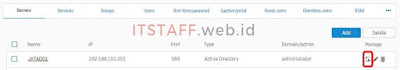 Sophos XG, Import Group Active Directory - ITSTAFF.web.id