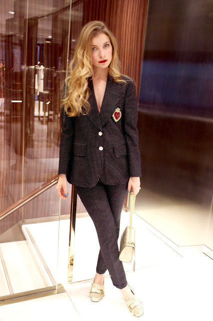An afternoon with Gucci - Part I | Luxembourg City, Luxembourg