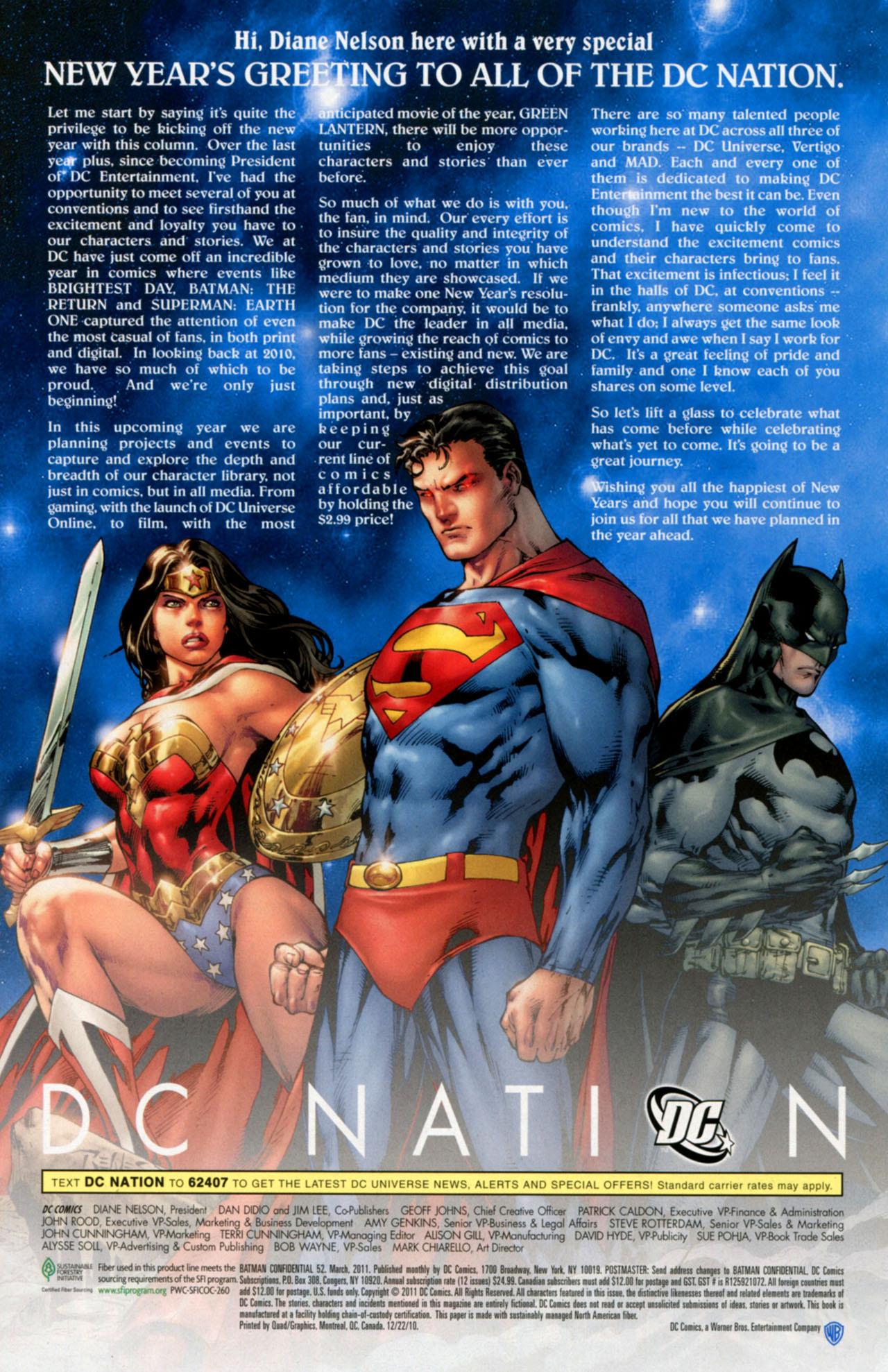 Batman Confidential Issue #52 #52 - English 25