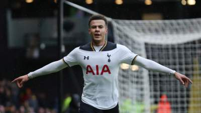 Dele Alli 15 goals and 7 assists in 21 games, not bad for a midfielder