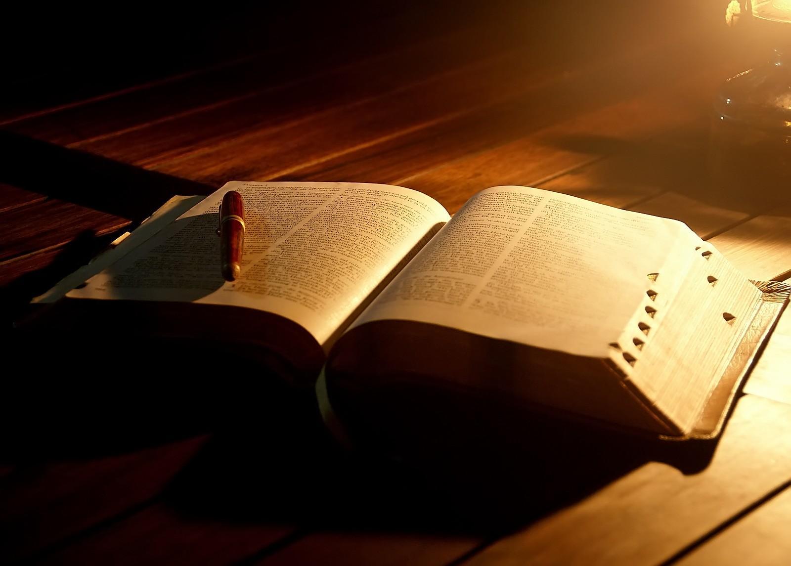 A Bíblia na vida do Senhor Jesus