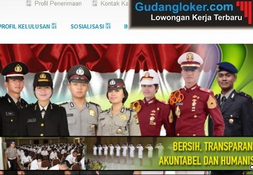Lowongan Kerja Kepolisian Negara Republik Indonesia (POLRI)