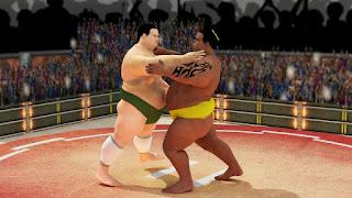 Sumo wrestling Revolution 2017 Mod