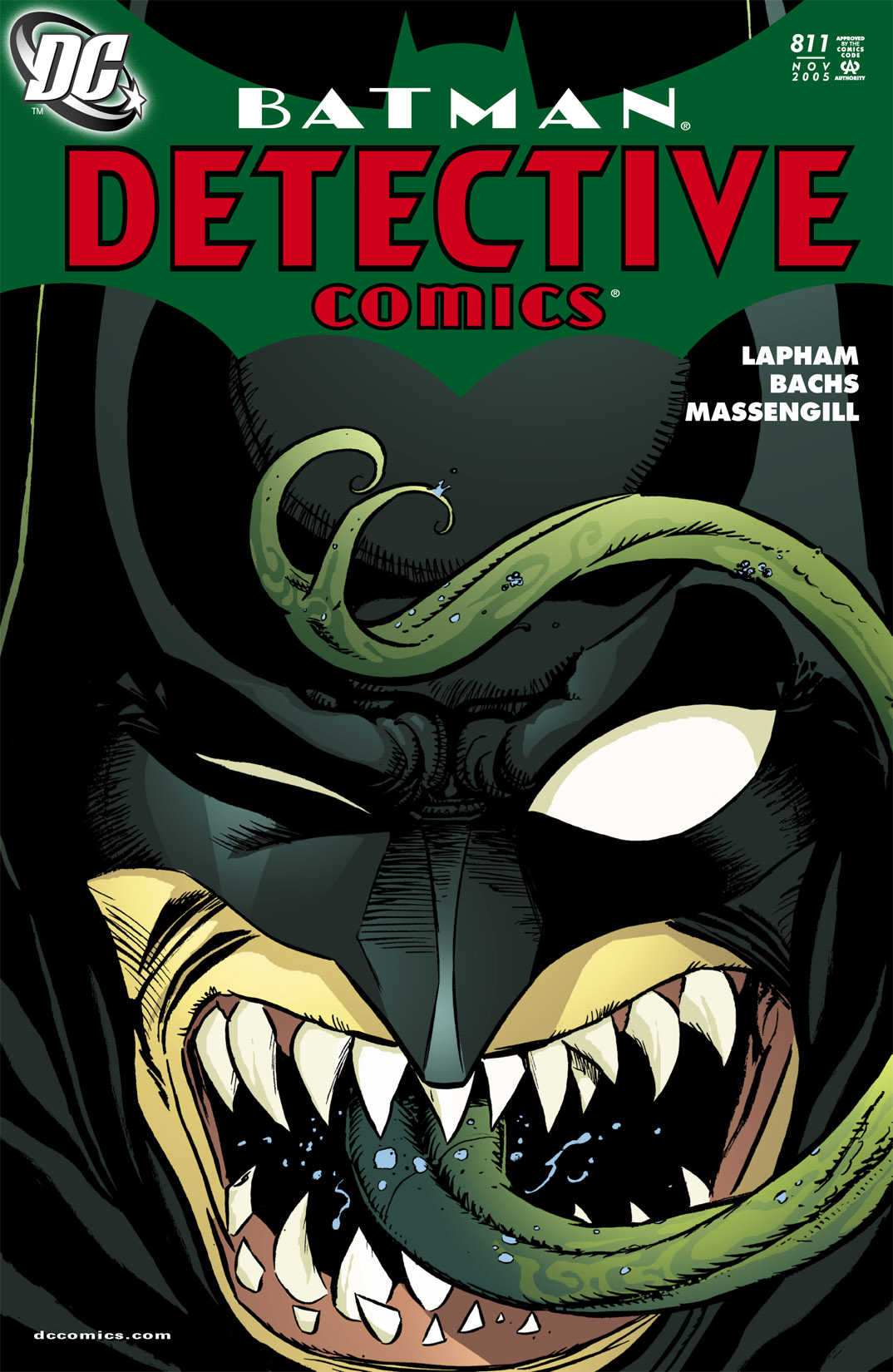 Detective Comics (1937) 811 Page 1