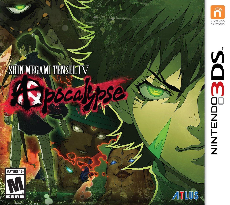 Shin Megami Tensei IV Apocalypse Nintendo