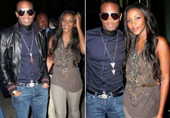 dbanj marry genevieve nnaji as wife