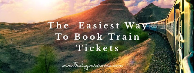 booking train tickets on Paytm