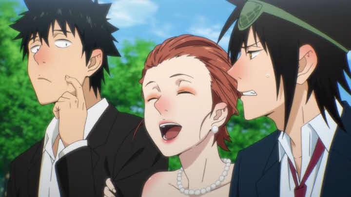 Anime, The God of High School