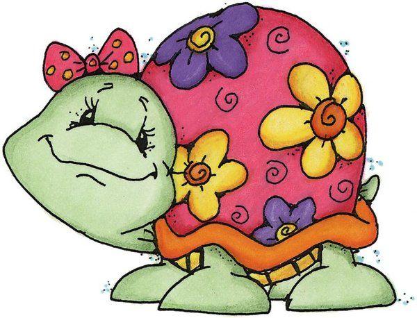 Maestra De Infantil Tortugas Terrestres Y Marinas Dibujos Para