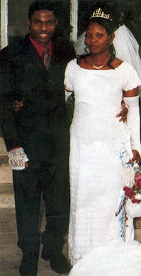 Check out Yinka Ayefele and His Wife on Their Wedding Day Before His Accident