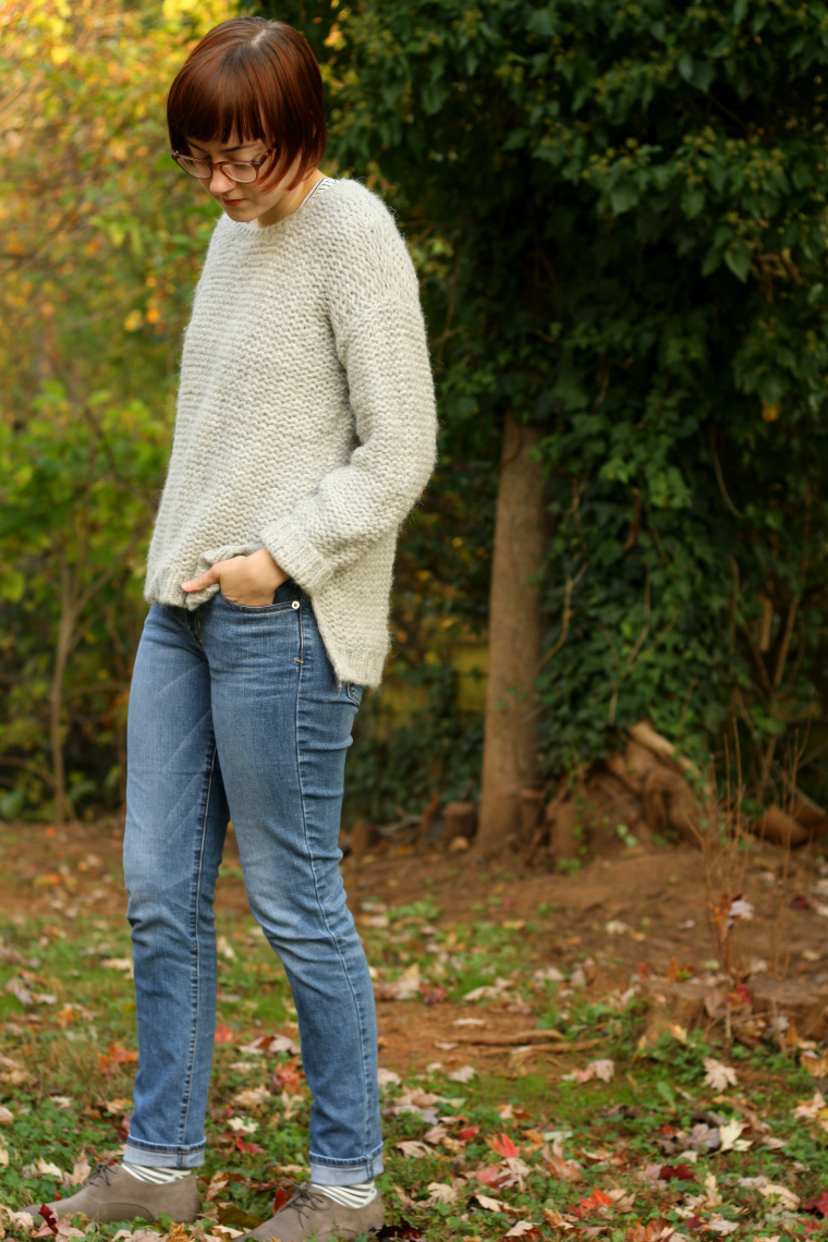 Eileen Fisher Sweater, Ethical outfit