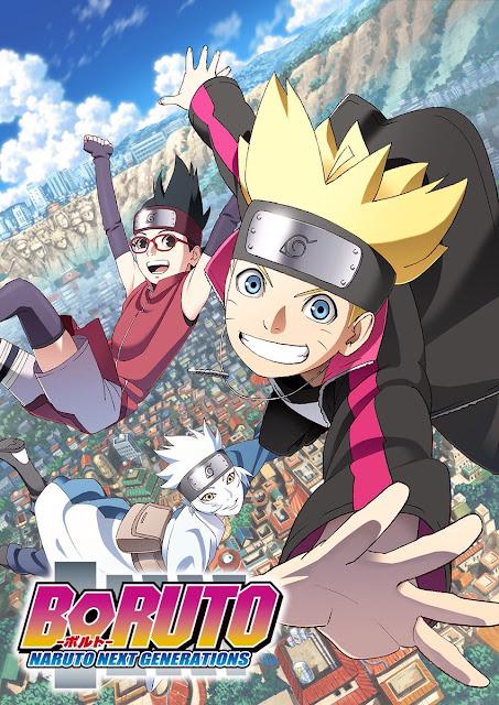 TV anime BORUTO