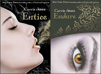 Entice / Endure by Carrie Jones