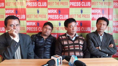 morcha central committee members resign from mirik