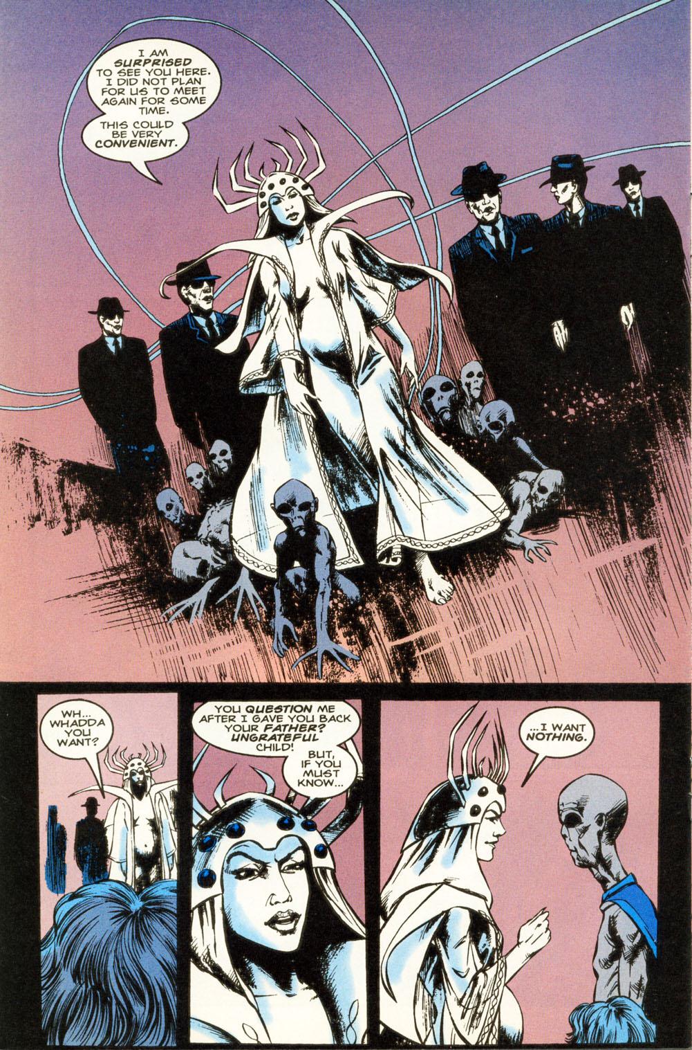 Read online Animal Man (1988) comic -  Issue #84 - 19