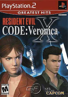 Resident Evil: Code Veronica X (PS2) 2001