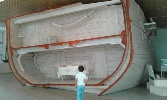 imagen_museo_burgos_evolucion_humana_beagle_darwin