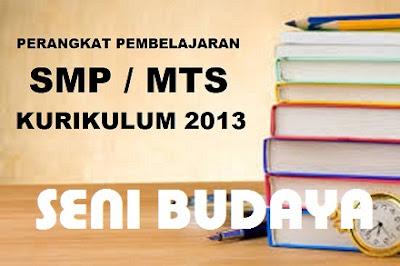 RPP Seni Budaya (Rencana Pelaksanaan Pembelajaran), Silabus Seni Budaya, Program Tahunan (Prota), Program Semester (Promes), KKM (Kriteria Ketuntasan Minimal)