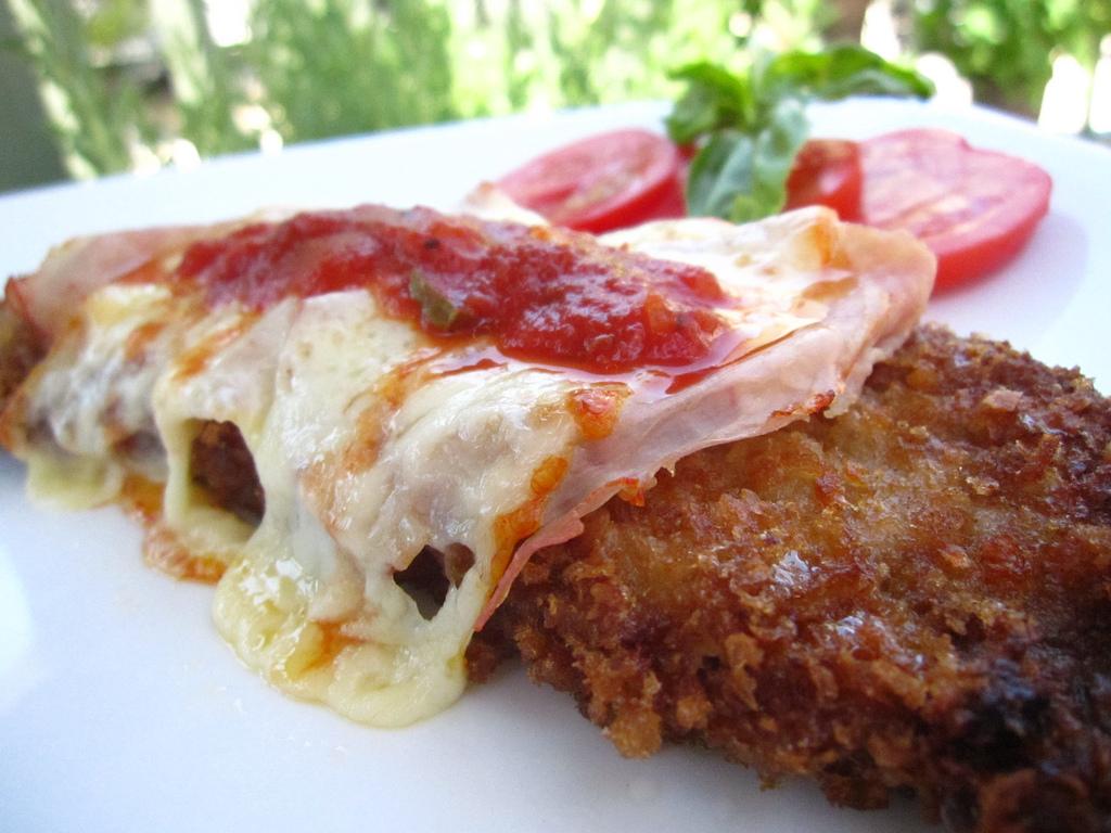 Fit Fluential Mom Authentic Argentine Chicken Milanesas