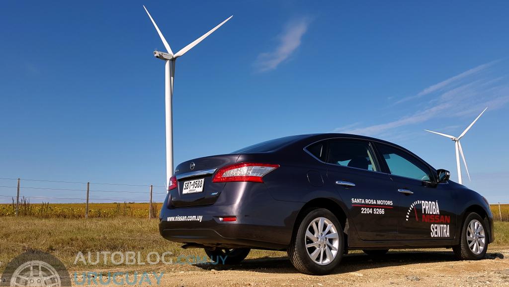 Prueba: Nissan Sentra B17 1.8 Advance CVT : Autoblog ...
