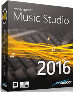 Ashampoo Music Studio v6.1.0.11 + Crack