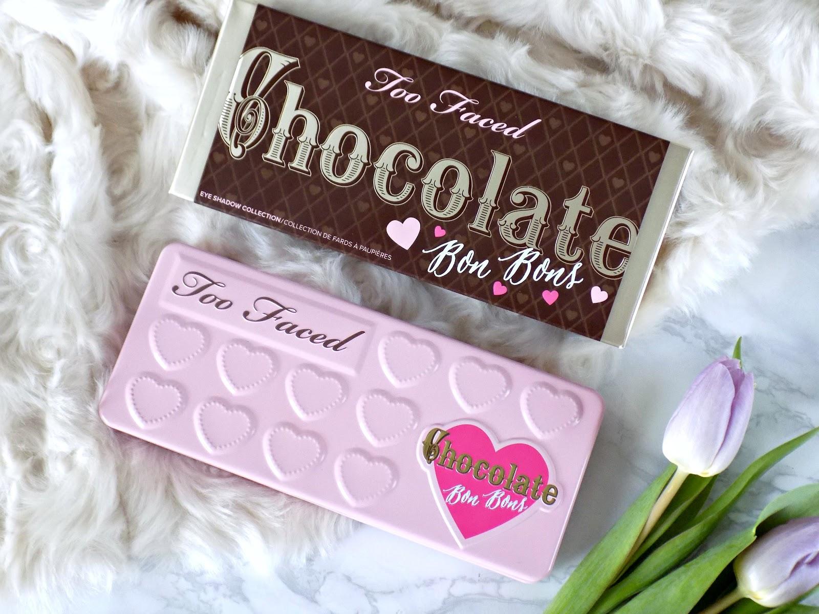 Too Faced Chocolate Bon Bon palette