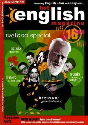 Hot English Magazine - Number 1