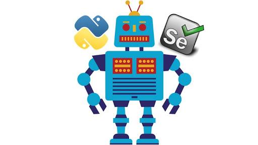 Selenium Webdriver with Python [Udemy Course]