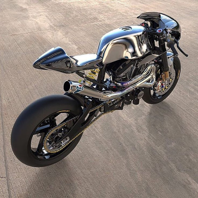 Desmo Design Buell Cafe Racer