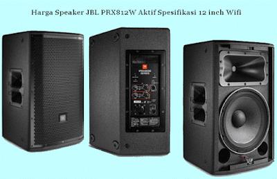 Harga-Speaker-JBL-PRX812W-Aktif