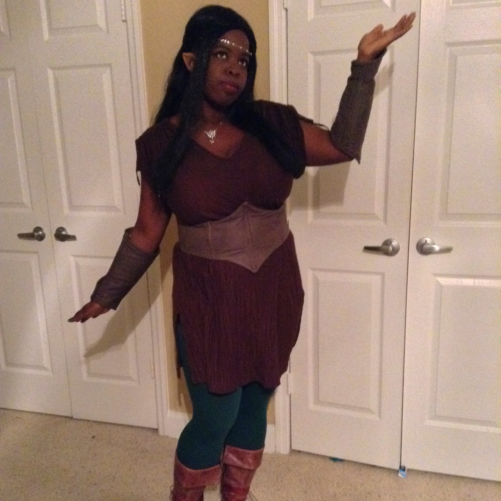 Wood Elf Costume