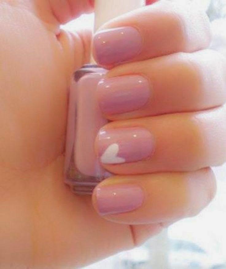 uñas decoradas-sanvalentin-nails-ideas-detalles