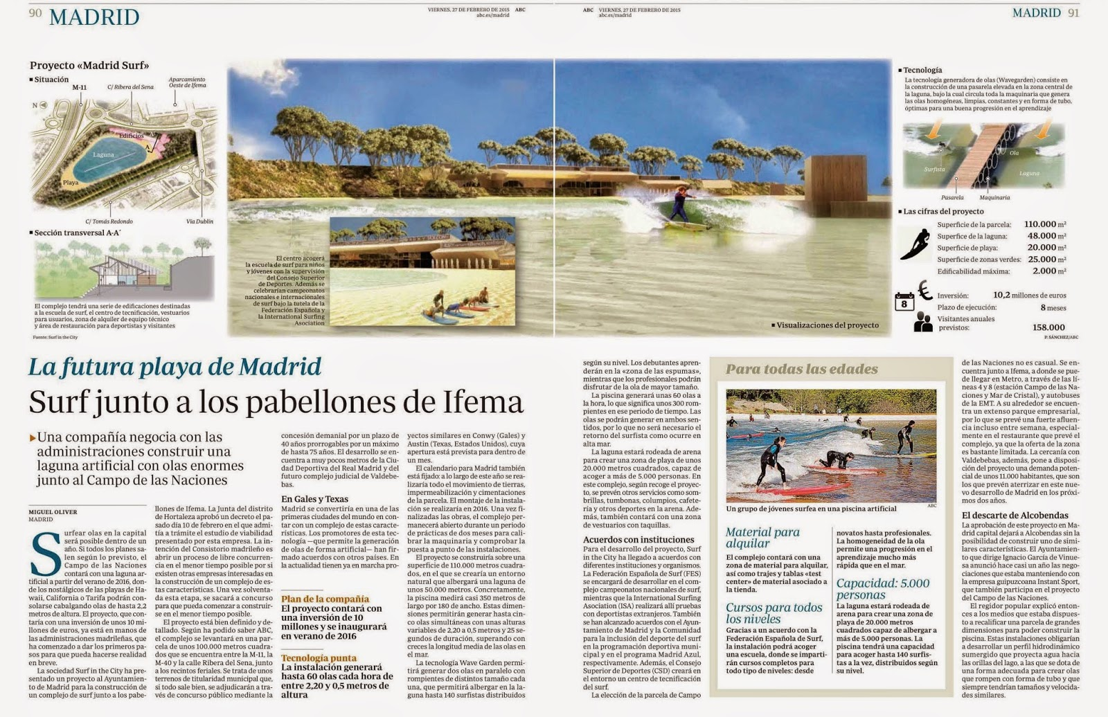 madrid wavegarden