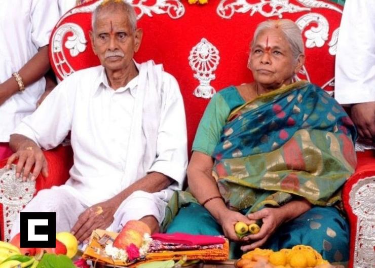 Doña de 73 años da a luz a gemelas en la India