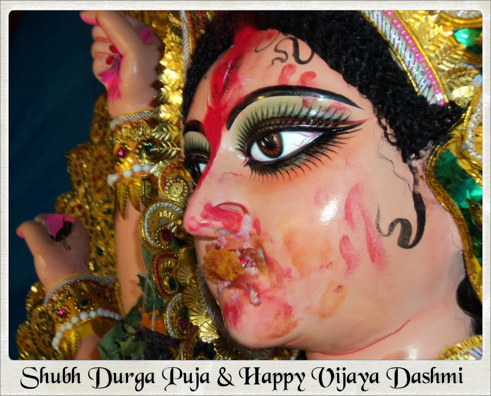 Full Size Pictures Of Maa Durga Puja : Vijaya Dashami